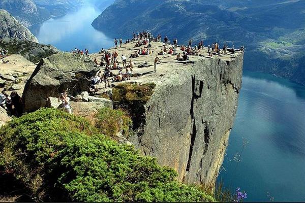 盘点世界上最迷人的50个地方
