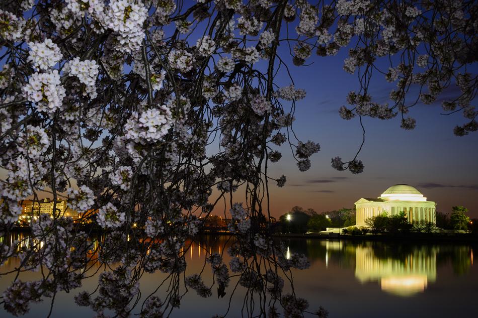 20图带你欣赏北美浪漫城市风光